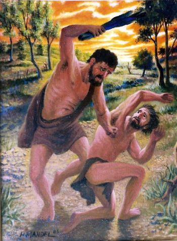 Gibbs 3 Lección de Caín y Abel