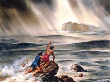 Gibbs 5 El Diluvio