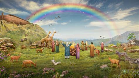 Gibbs 6 Pacto de Dios con Noé