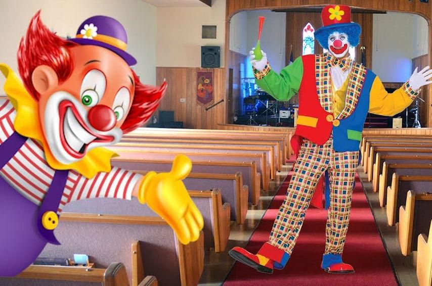 Problemas de las Iglesias de Hoy: Es un circo